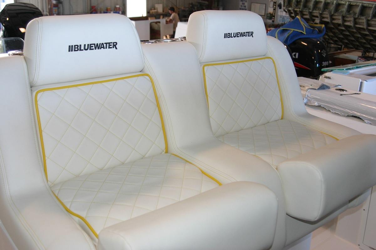 BW 355 Bolster Seat